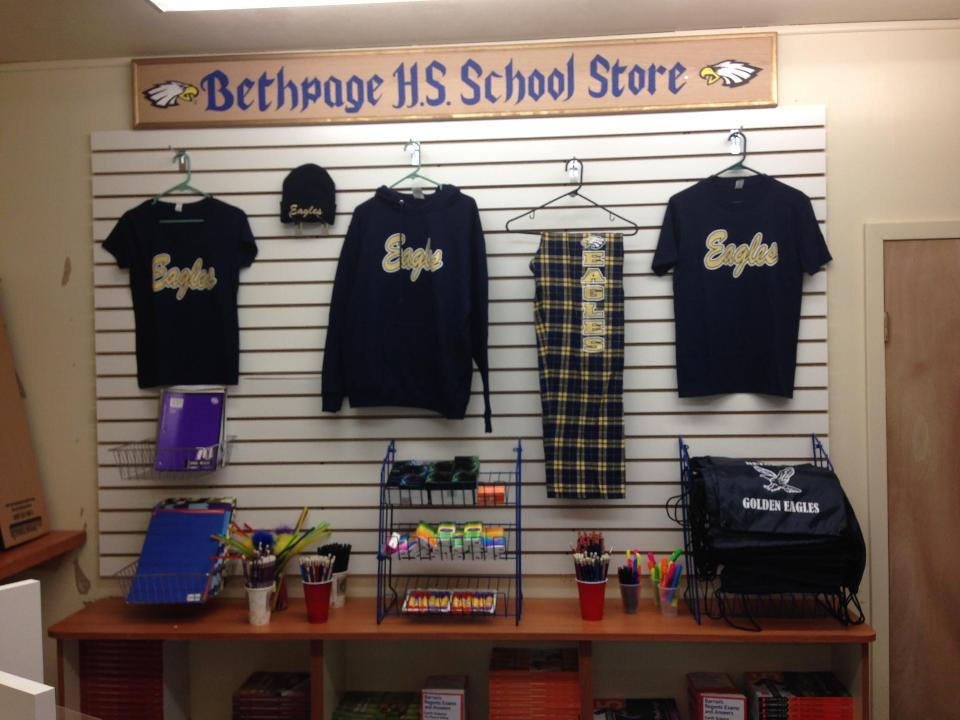 The Eagle S Cry Bethpage High School S School Store Updates