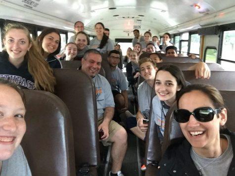 BHS Students Volunteer at Nassau Victory Games