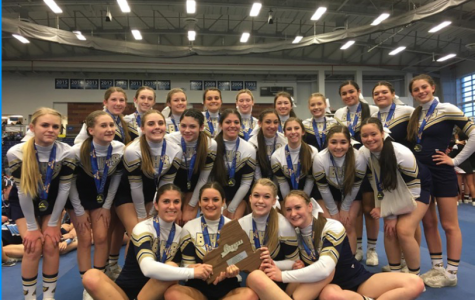 Bethpage Cheer Prepares for Another Winning Season!