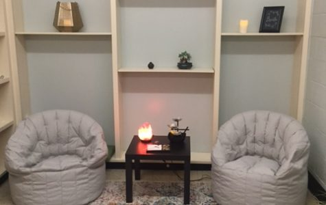 A Look into the Brand New Mindfulness Room