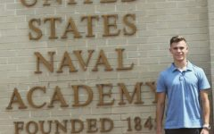 Senior Dan Midgette Accepted Into Dual Service Academies
