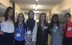 BHS Goes to LISEF With Great Results