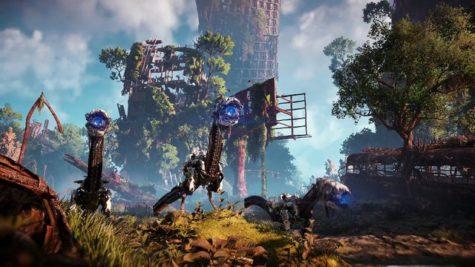 The Eagle's Cry Game Review: Horizon Zero Dawn