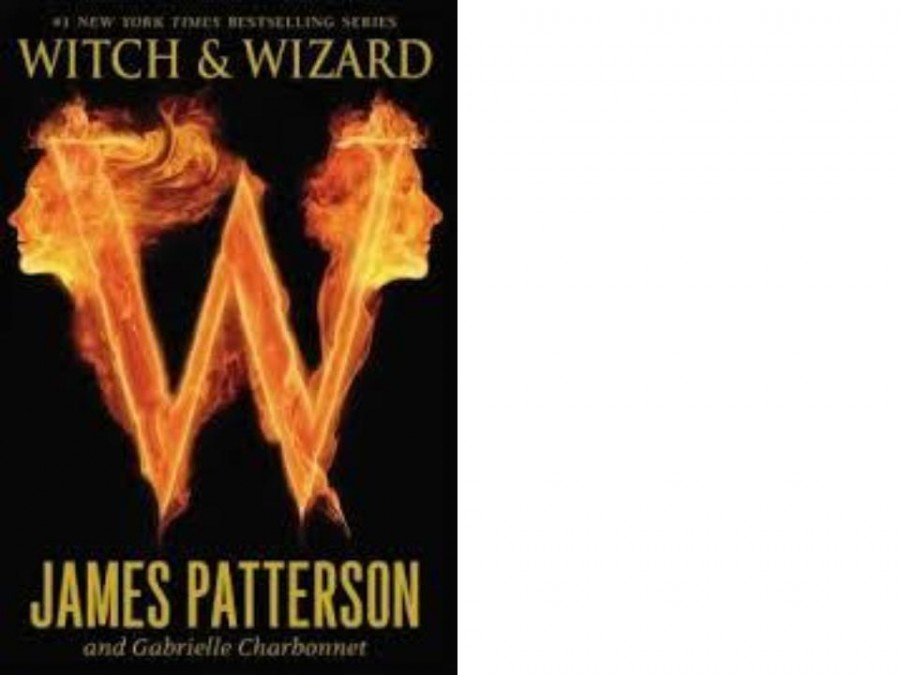 BHS+Student+Book+Review%3A+Witch+and+Wizard+by+James+Patterson