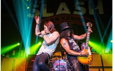 Rock n' Roll Concert Reviews:  Slash Featuring Myles Kennedy and The Conspirators @ Terminal 5 on May 7, 2015