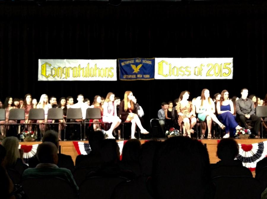 Senior Awards Ceremony Bestows Plaudits on the Deserving