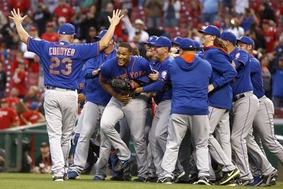 Mets Clinch NL East: Bethpage Reacts