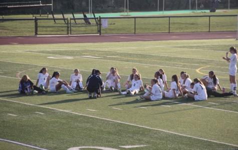 Varsity Girls Soccer Makes the Playoffs