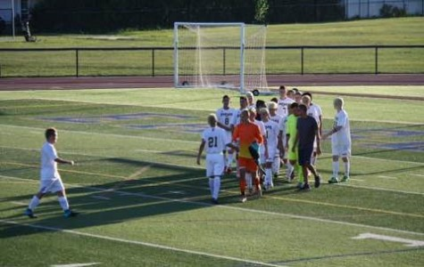 Boys' Varsity Soccer Looks Forward to Big Wins in the Fall
