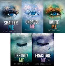 The Eagle's Cry Book Review for September: SHATTER ME