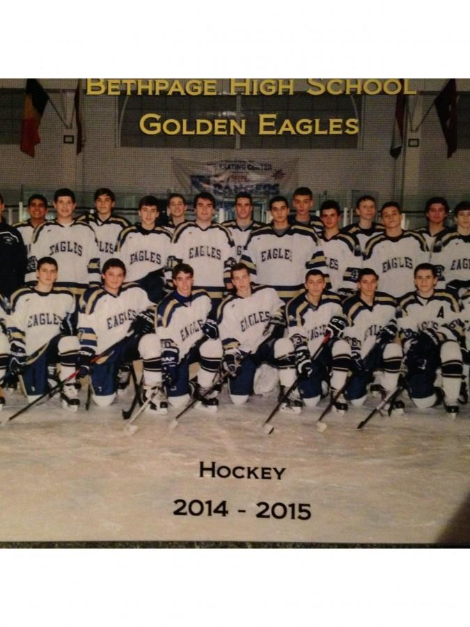 BHS Eagles' Hockey Prepares for Opener Nov. 8