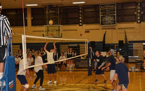 "BHS Falls in an Epic ""Challenge Day"" Volleyball Battle with JFK"