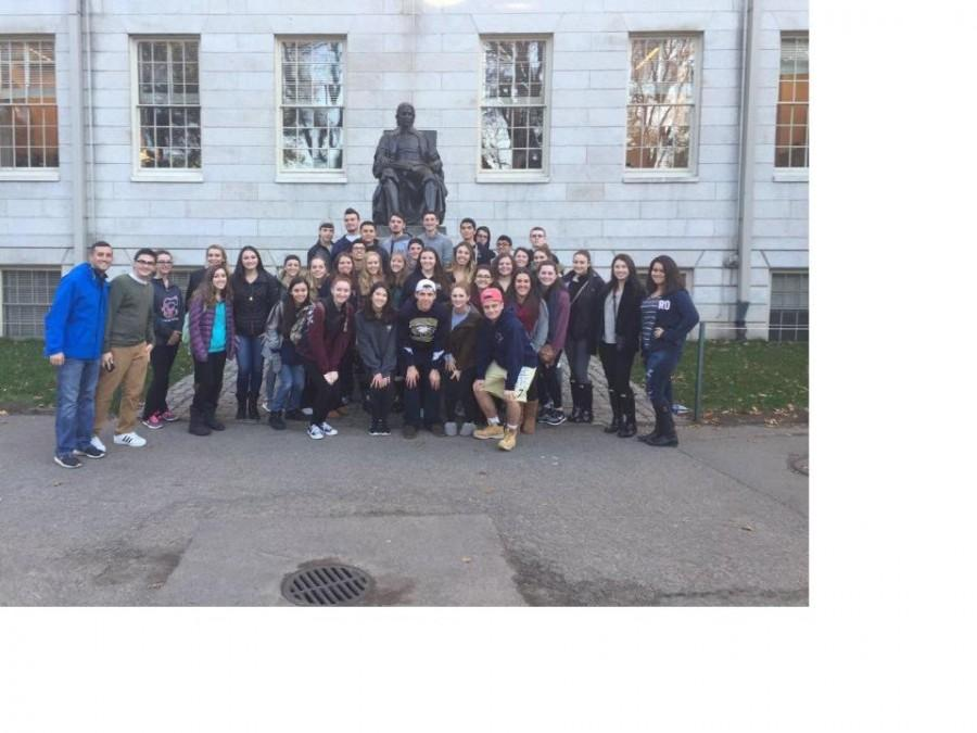 The National Honor Society Takes Boston by Storm