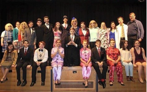 The BHS Masquers' Guild Gets Smart