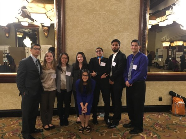 Bethpage Sophomore Smiti Shah Heads to Second Round of INTEL Science Competition