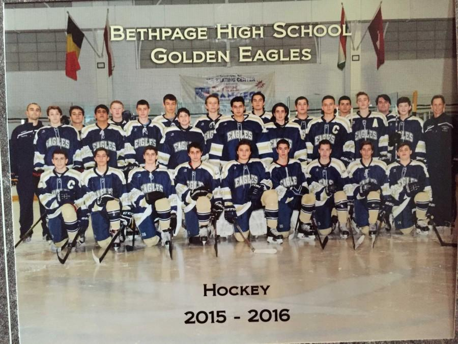 Bethpage Hockey Heads to the State Tournament