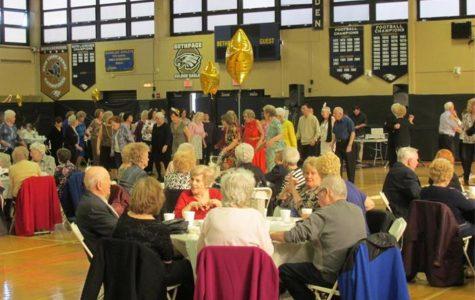 Bethpage Enjoys BHS Senior (Citizen) Prom