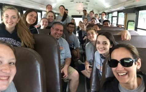 BHS Students Volunteer at Nassau Victory Games