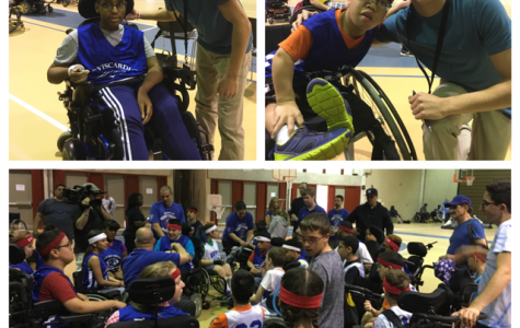 The Eagle's Cry Visits the 2016 Nassau County Empire State Games for the Physically Challenged