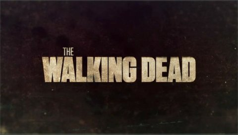 Upcoming Shows: The Walking Dead
