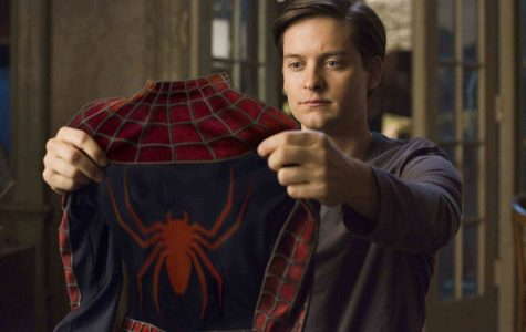 Why did Tobey Maguire stop playing Peter Parker in Spider-Man?