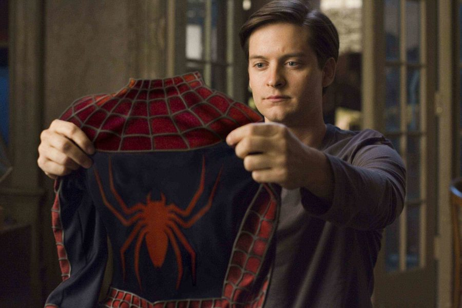 Why+did+Tobey+Maguire+stop+playing+Peter+Parker+in+Spider-Man%3F