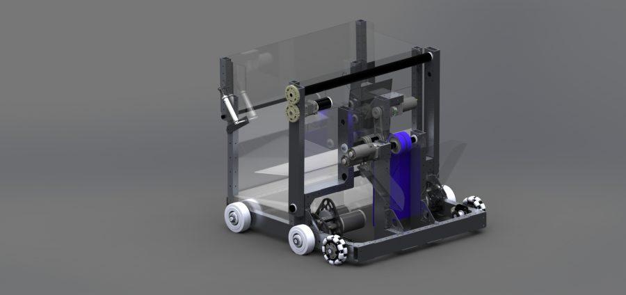 BHS's New Robotics Season