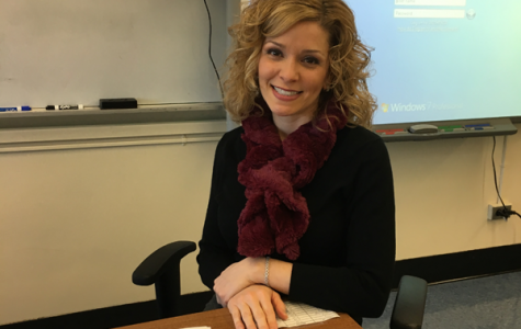 Teacher Feature 2017: Ms. Glassberg