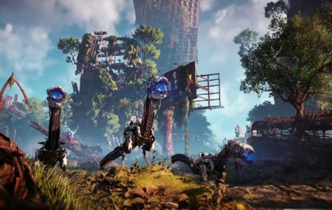 The Eagle's Cry Game Review: Horizon Zero Dawn