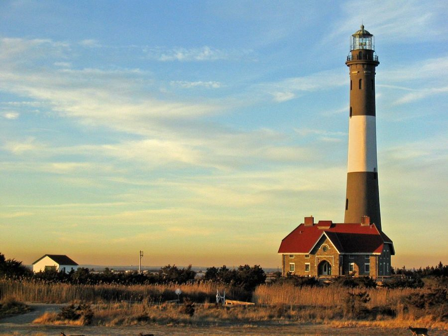 Marine Science Club Visits the Fire Island Lighthouse