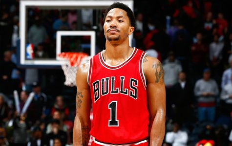 The Rise and Fall of Derrick Rose