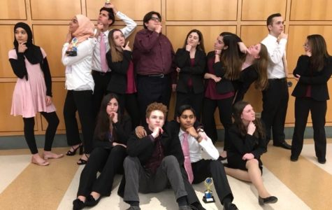 Ethics Teams Place Sixth and Eighth in Regional Bowl