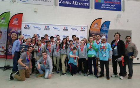 BHS Robotics Qualifies for World Championship