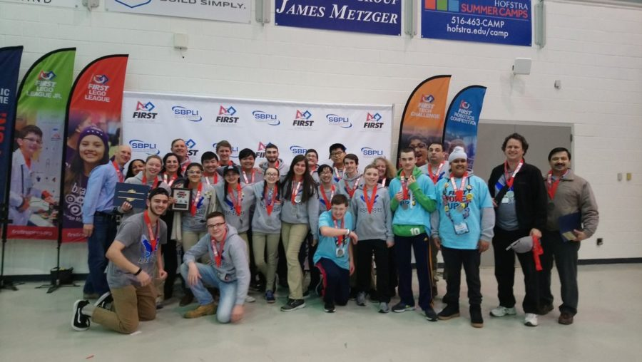 BHS Robotics Qualifies for World Championship