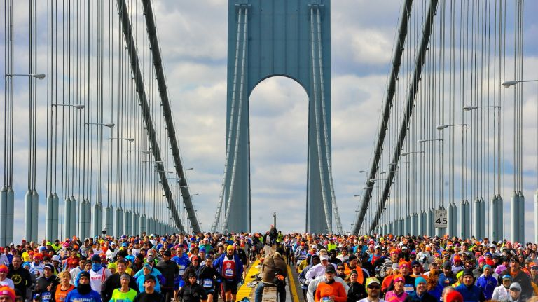 Bethpage Alum finishes NYC Marathon