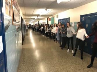 BHS Holds a Memorial for Marjory Stoneman Douglas Shooting