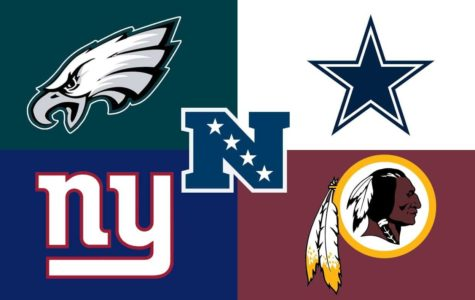 Is the NFC East suddenly wide open?