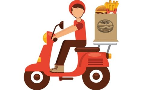 Should the school allow kids to get food delivered to the school during school hours?