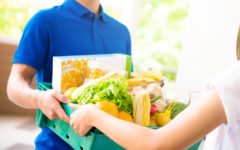 Should the School Allow Kids to Get Food Delivered During School Hours?