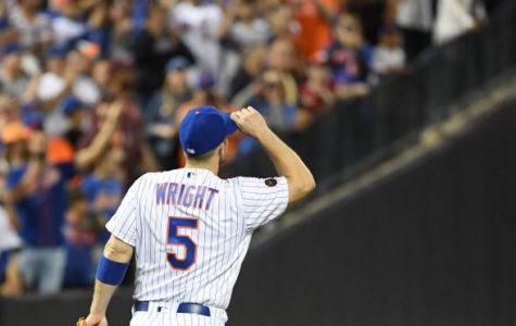 Farewell David Wright