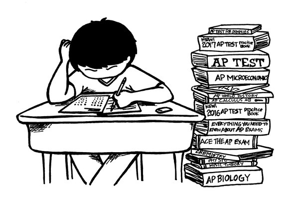 To Take AP, or Not to Take AP? That is the Burning Question