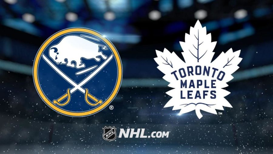 Sabres Maple Leafs Ignite New Rivalry