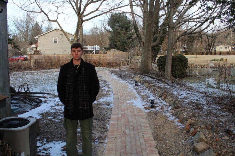 Student Spotlight: Aidan Monteleone