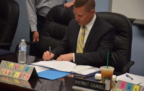 On the Record: Interview with Our New Superintendent, Mr. David Schneider