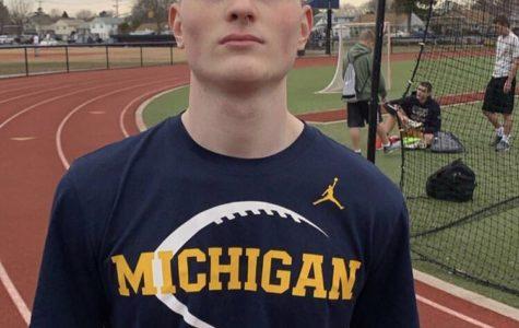 Scott Merfogel: Student, Scholar, U-Michigan Class of 2023