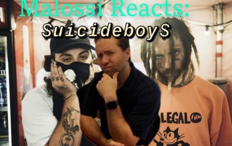 Malossi Reacts: $uicideboy$