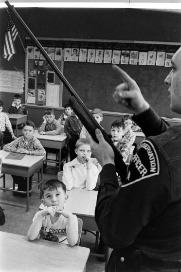 A Walk in the Park with Tony: Gun Safety Clubs in Schools?