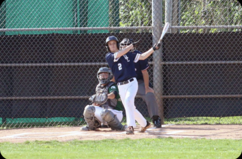 Bethpage's Chris McGuggart Commits to Play Baseball at New York Tech