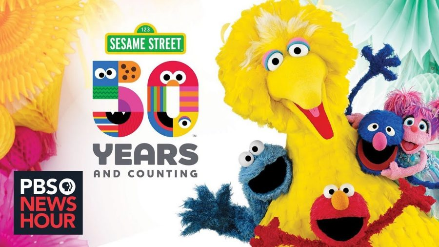 Sesame+Street%3A+50+Years+and+Going+Strong