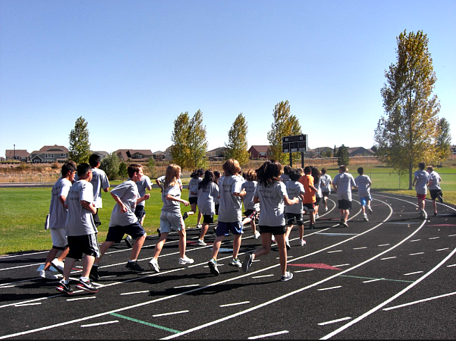Running the Mile
